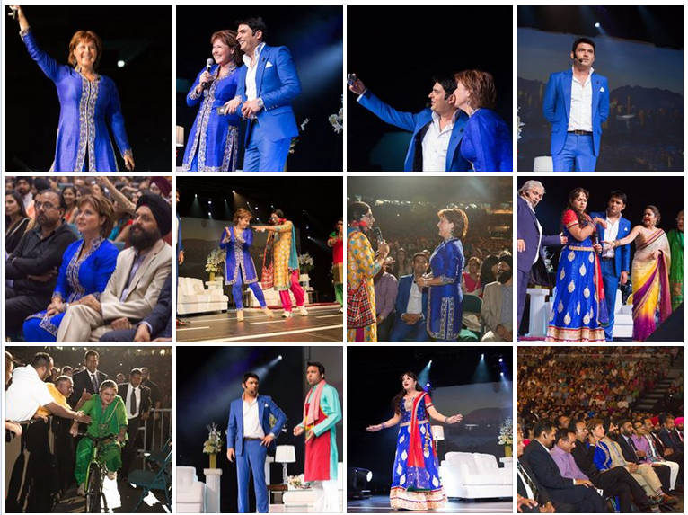 album-Comedy King Kapil Sharma Vancouver show