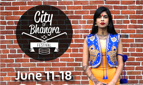 City of Bhangra by VIBC