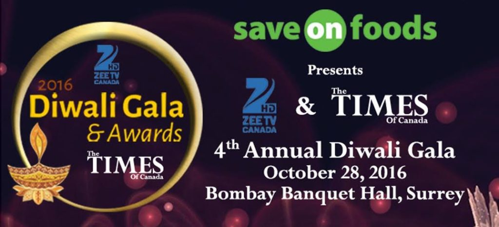 The Times of Canada Community Excellence Awards 2016