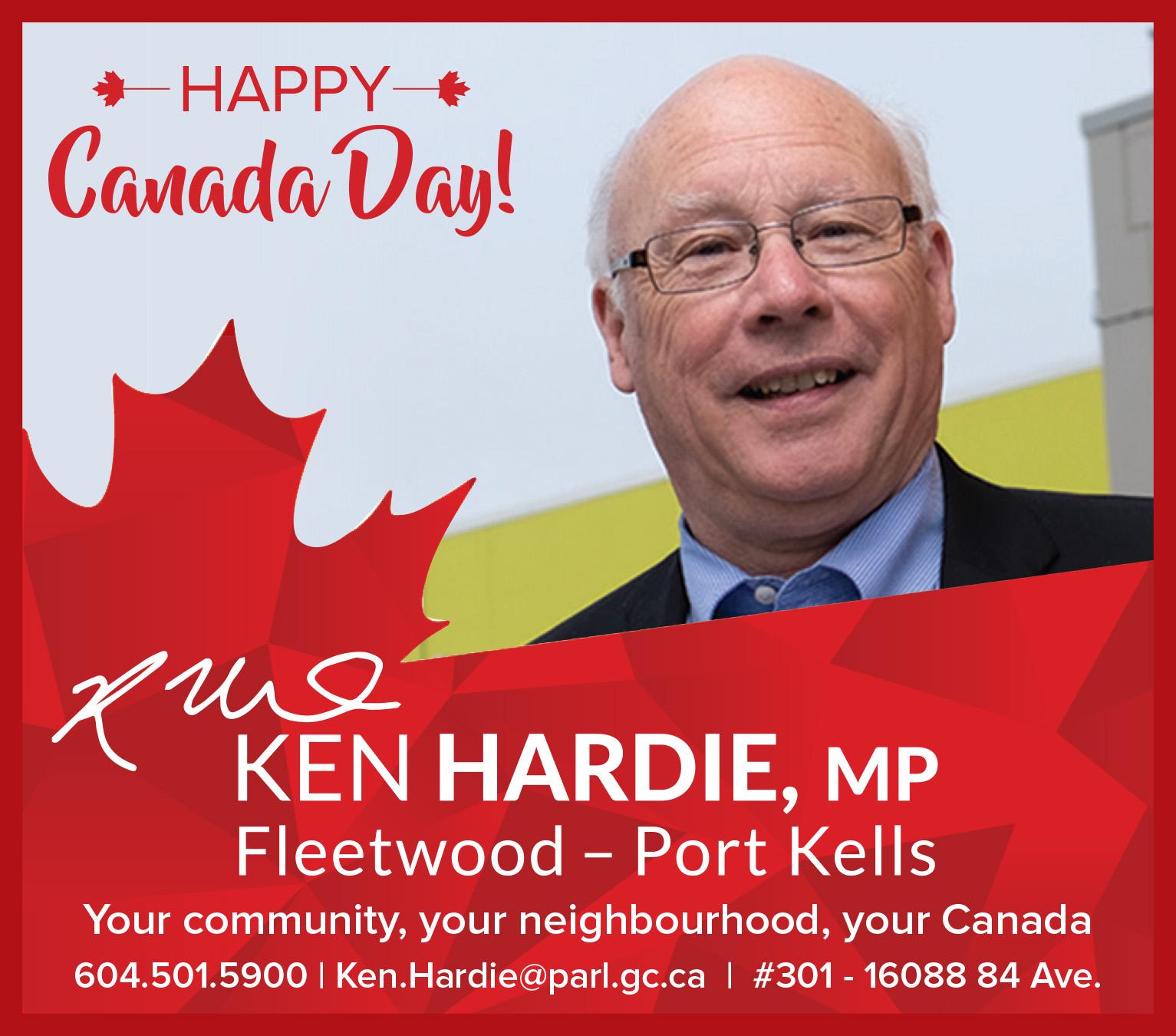 Ken Hardie